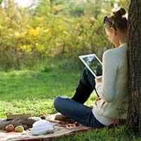 iPad training in Naples